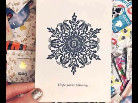 Planned Parenthood Features Christmas Card With Birth Control Snowflake