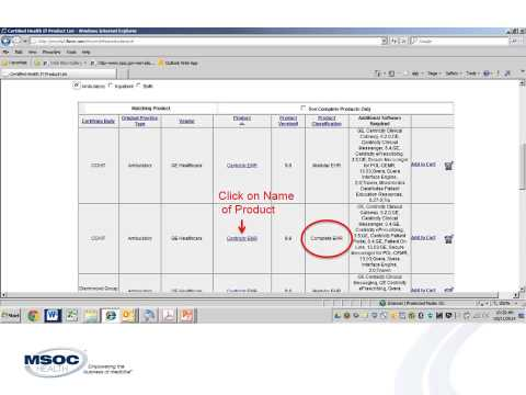 PQRS Part 4 - The EHR Option
