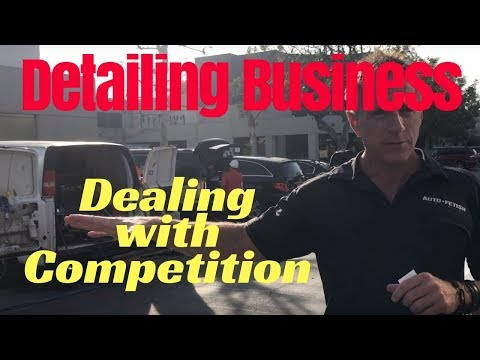 Detail Business Tips: How to handle competition