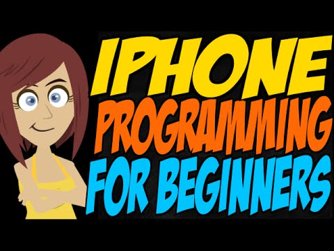 iPhone Programming for Beginners