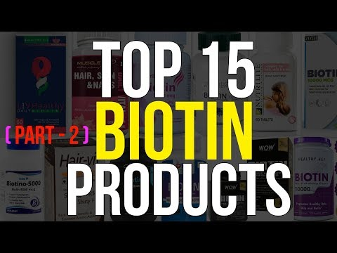 Part-2 | Best Biotin Products | For Hair, Skin and Nails | Classy Indian