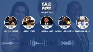 UNDISPUTED Audio Podcast (2.14.18) with Skip Bayless, Shannon Sharpe, Joy Taylor   UNDISPUTED