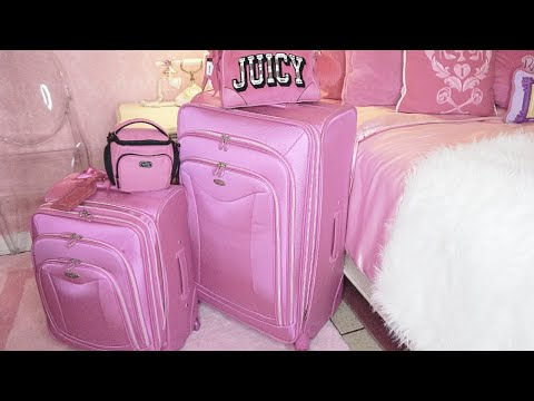 How I Pack My Suitcase & Carry-on