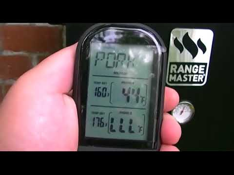 AMIR Wireless Digital Meat Thermometer With Dual Probes Review