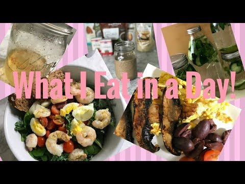What I Eat in a Day to get a Flat Stomach | BKBooty