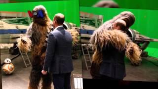 Trending Topic: Pangeran William dan Harry Kunjungi Studio Star Wars