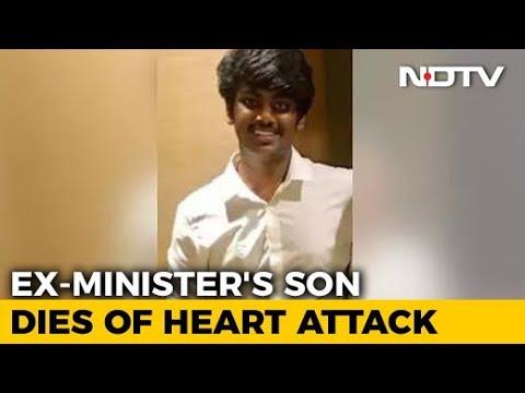 BJP Leader Bandaru Dattatreya's Son Vaishnav Dies Of Heart Attack At 21