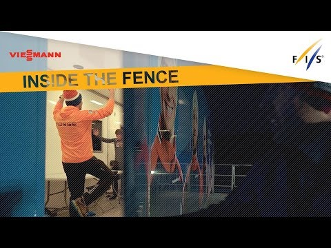 INSIDE THE FENCE | It's not the size of the truck | FIS Cross Country