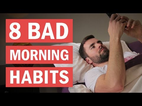 8 Things to STOP Doing When You Wake Up in the Morning