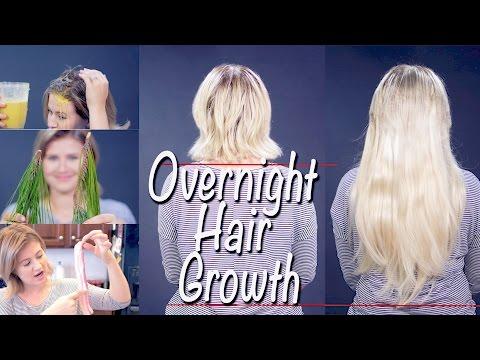 TOP 5 HOW TO GROW LONG HAIR FAST (Parody) | Milabu