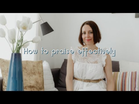 How to Give Praise | (Take the Challenge)