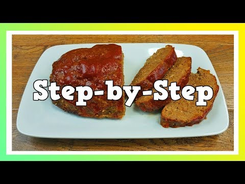 How To Make Meatloaf Without A Loaf Pan ~ Video