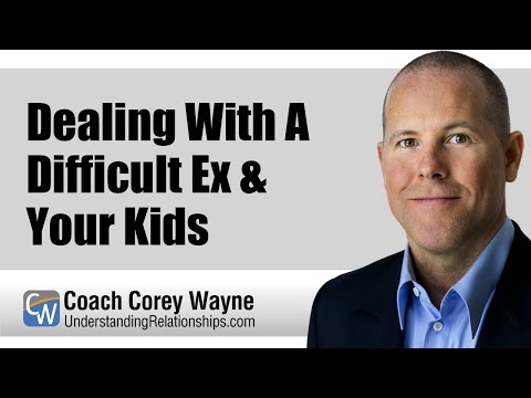 Dealing With A Difficult Ex & Your Kids