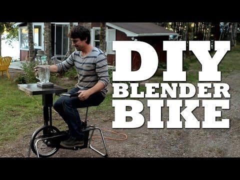 DIY Blender Bike