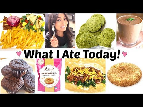 What I Eat In A Day/ Gluten +Dairy Free With Rosie! EP 10