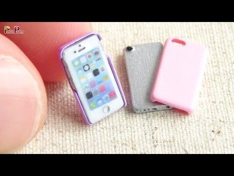 Miniature iPhone & Phone Case DIY - Petit Palm