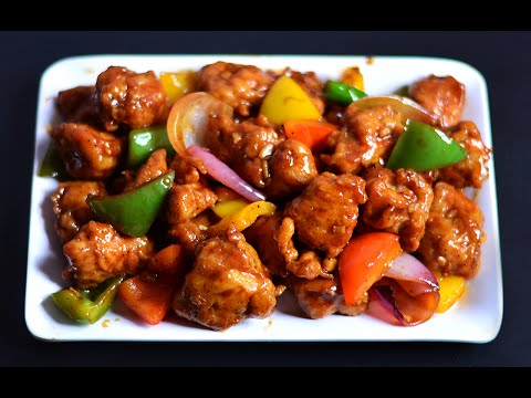 Chilli Chicken Recipe | How to make Chilli Chicken | Chicken Recipes