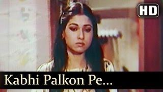 Kabhi Palkon Pe Ansoon - Harjaee Songs - Randhir Kapoor - Tina Munim - Kishore Kumar