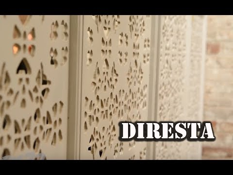 DiResta's cut CNC Panel (OLD VIDEO)