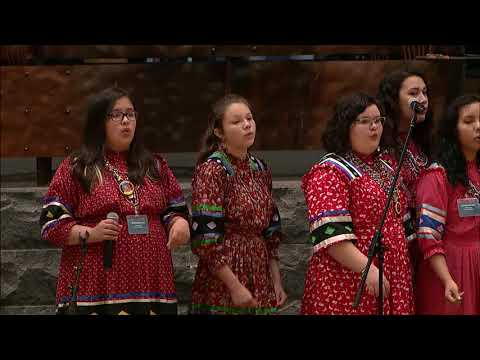 Cherokee Days 2018 - Cherokee National Youth Choir
