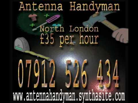 Handyman North London  Antenna