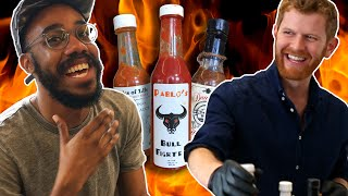 We Tried Some Of The Spiciest Hot Sauces in NYC
