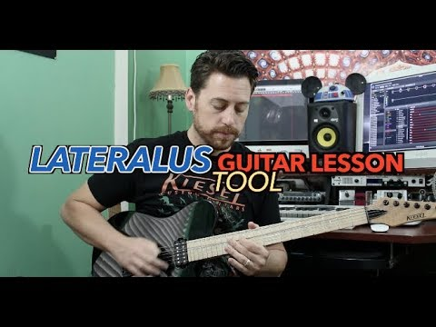 Lateralus Guitar Lesson