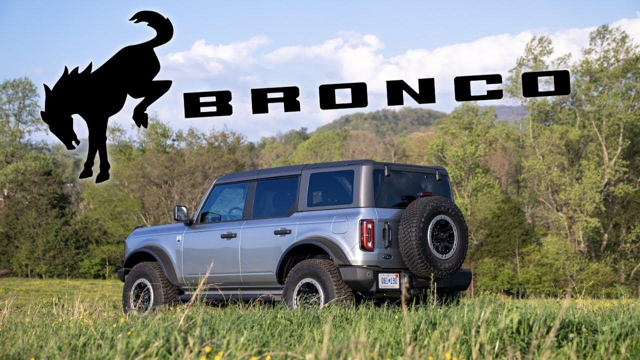 2021 Ford Bronco Big Bend 4 Door Walk-Around