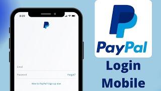 PayPal Login 2021 | PayPal App Login
