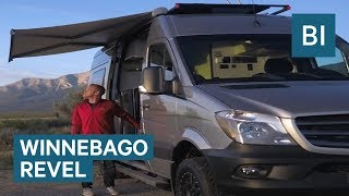 This New Winnebago Is The Ultimate Way To Save Space When On The Road