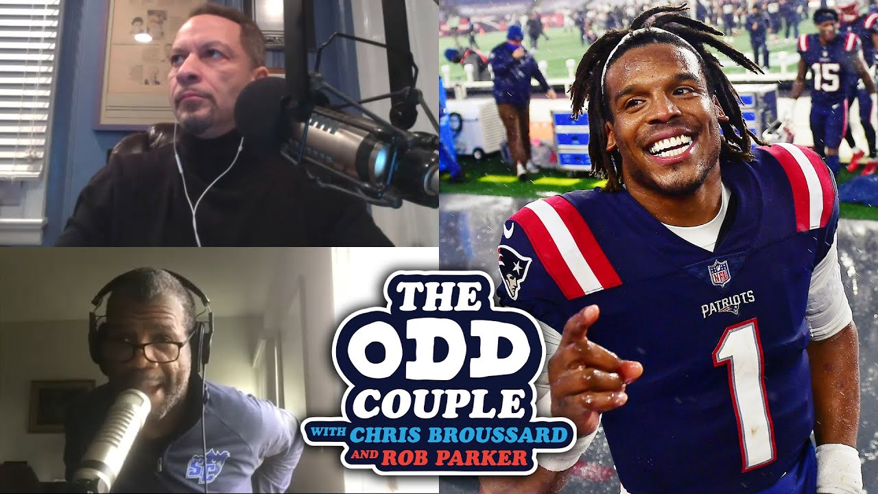 TJ Houshmandzadeh Says There are NO Excuses for that Kid Disrespecting Cam Newton | THE ODD COUPLE
