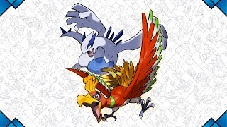 UK: Lugia and Ho-Oh conclude a year of Legendary Pokémon