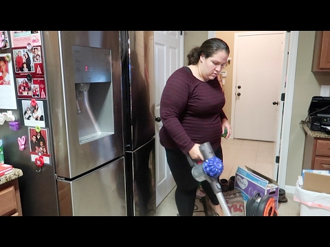Vlog: *February 4, 2017 ~I Had To Do a Quick Clean!!~