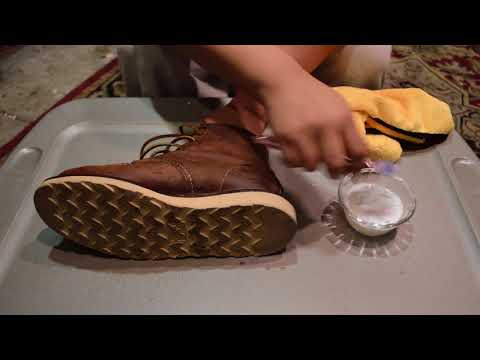 QUICK TIP: MAKING SOLES WHITE AGAIN!