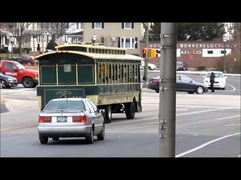 HERSHEY TROLLEY WORKS Bus Tour Hershey Park