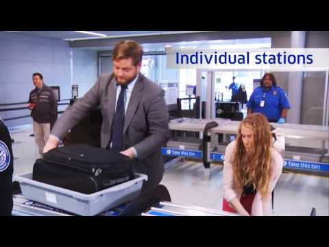 United - Automated Screening Lanes Opening at Newark Airport