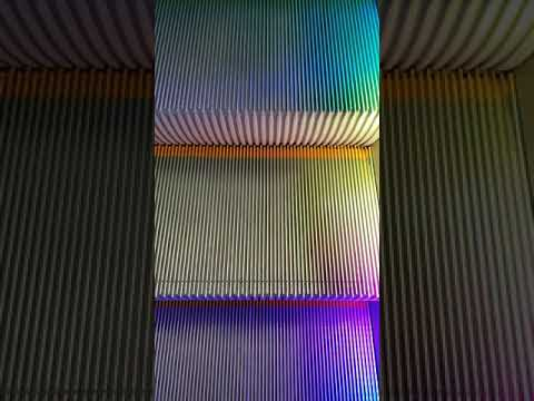 RGB escalator