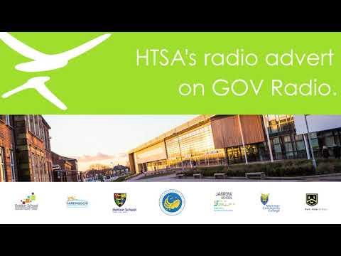 Harton Teaching School Alliance's Radio Advert