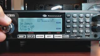 Uniden BCD536HP how to save Unit ID (UID) - PakVim net HD