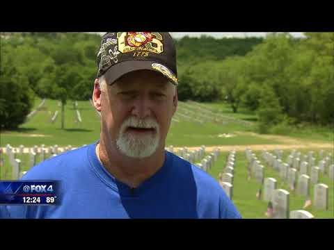 Hometown Heroes: Flags for Fallen Heroes