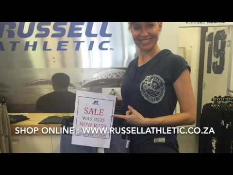 #VLOG - 100% Russell Athletic Experience in Access Park