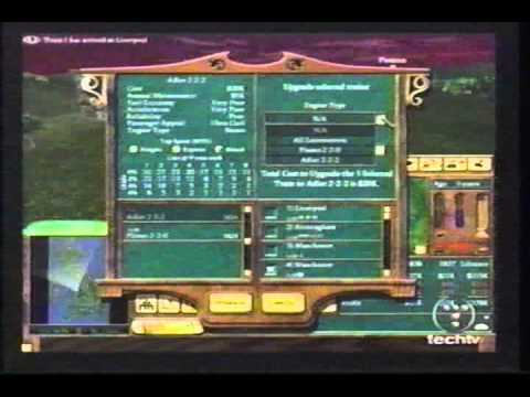 xplay review of railroad tycoon 3