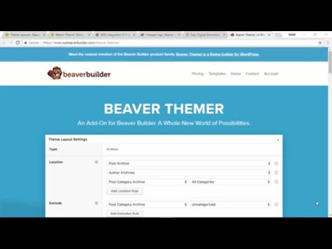 Easy Digital Downloads  with Beaver Themer - New in V1.1 (alpha)