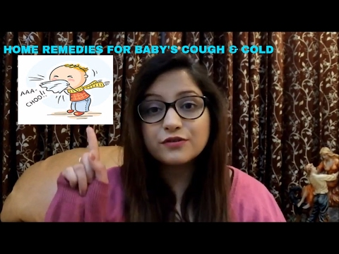 BABY'S COUGH & COLD | HOME REMEDIES