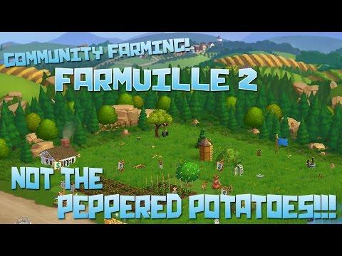 Farmville 2: Not My Peppered Potatoes!! - Episode #16