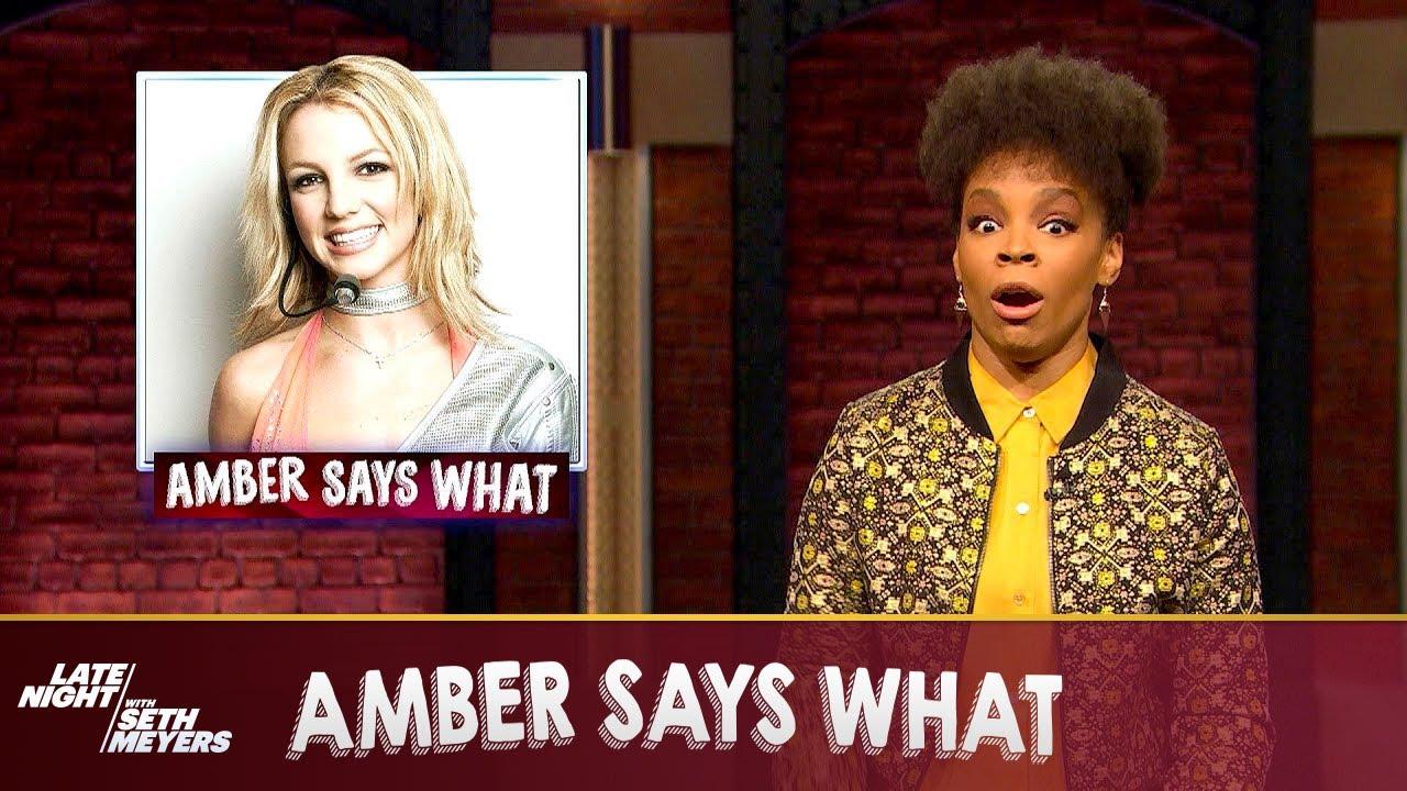 AmberSaysWhat: Britney Spears, Texas Winter Emergency