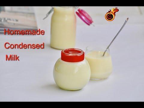 Homemade Condensed Milk/Milkmaid   കണ്ടൻസ്ഡ് മിൽക്ക് ഇനി വീട്ടിൽ തന്നെ   Ep:364