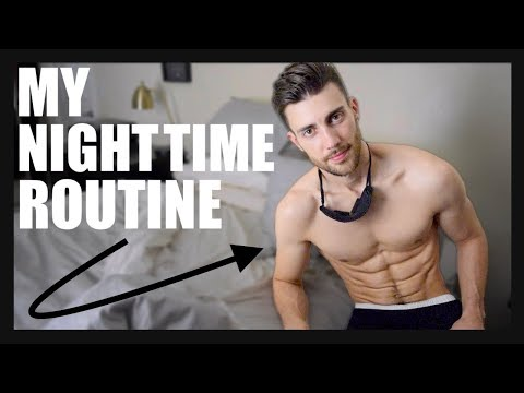 MY NIGHT TIME ROUTINE