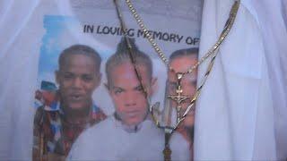 Ramone Samson Funeral 2020
