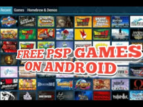 100% How to download, install, and play psp games on android or iOS device 217